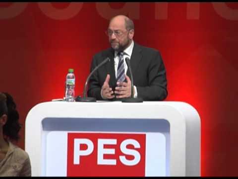 Martin Schulz, European Parliament President