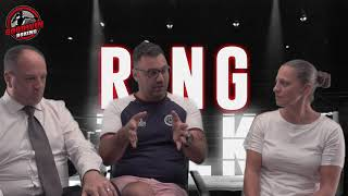RING TALK - EPISODE 31 - GOODWIN BOXING - 2nd August 2018