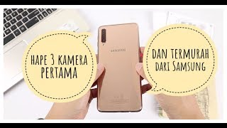Download Video Rp 4jt-an! Samsung Galaxy A7 2018 Unboxing Hands On - Indonesia MP3 3GP MP4