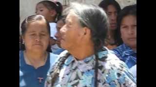 FIESTA EN MARCARÁ SEÑOR DE CHAUCAYÁN MARCARA ANCASH PERÚ 2007 chaucayan 13y14