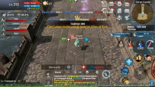LineAge2 Indonesia : War Castle Siege Nusantara Escape - Stafaband