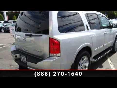 2011 Nissan Armada   Atlantic Nissan   West Islip, NY 1179