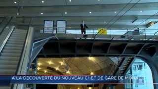 Un nouveau Chef de Gare à Monaco