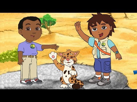 Диего сафари мультфильм