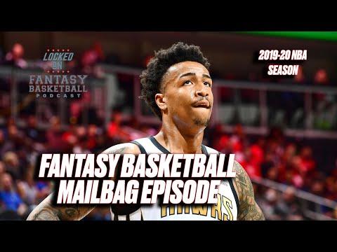 Fantasy Basketball Mailbag Show || John Collins, Derrick Rose & More