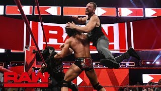 Dean Ambrose returns before SummerSlam: Raw, Aug. 13, 2018