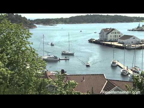 Norwegen / Norway: Cliff Diving in Grimstad by Reisefernsehen.com - Reisevideo / travel clip