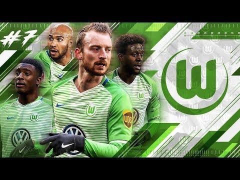 FIFA 18 WOLFSBURG CAREER MODE #7 - JOGA BONITO FROM VITINHO! WHAT A GOAL!