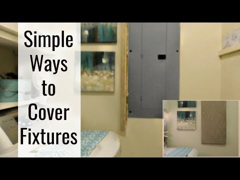 Simple Wall Covering Ideas