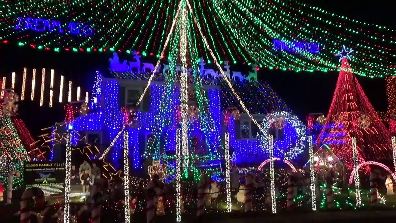 new youtube watch christmas in lights light deerfield technology