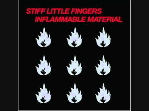Stiff Little Fingers Inflammable Material Full Album Bonus Tracks + Interview