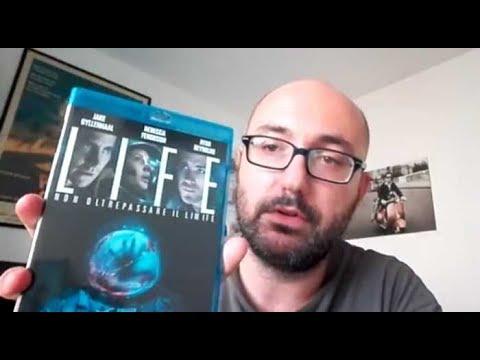 LIFE NON OLTREPASSARE IL LIMITE recensione review Blu-Ray