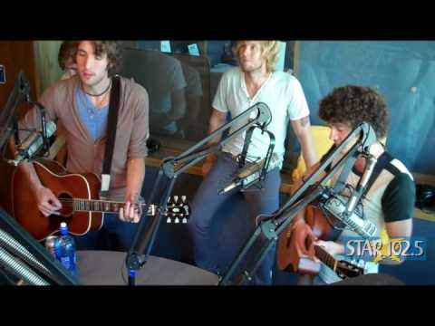 In the Studio - Green River Ordinance 'Endlessly''