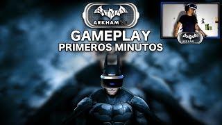 Batman: Arkham VR - Primeros minutos de gameplay