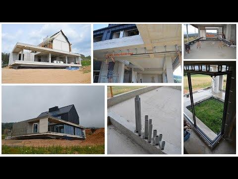 Montaż aluminiowych okien panoramicznych
