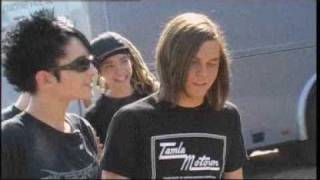 Tokio Hotel DVD - Leb Die Sekunde part 2 of 7