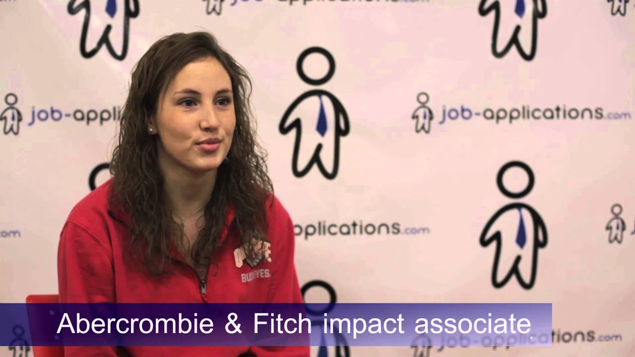 abercrombie fitch interview impact associate