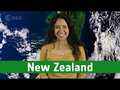 Earth from space: New Zealand