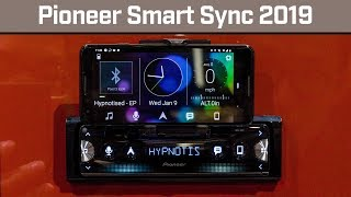 Pioneer Smart Sync with SPH-10BT