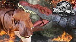 Spinosaurus is Back! - Mattel Spinosaurus Unboxing