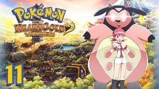 Pokémon Oro HeartGold - Cap. 11 ¡Blanca y el Miltank de la muerte!