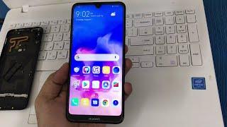Huawei y6 2019 emui 9 1