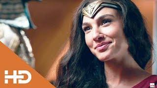 Брюс и Диана Обсуждают Воскрешение Супермена  ► «Лига справедливости (2017) Лучшие Моменты