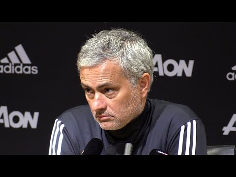 Manchester United 3-0 Stoke - Jose Mourinho Post Match Press Conference - Premier League #MUNSTK