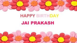 JaiPrakash   Birthday Postcards & Postales - Happy Birthday