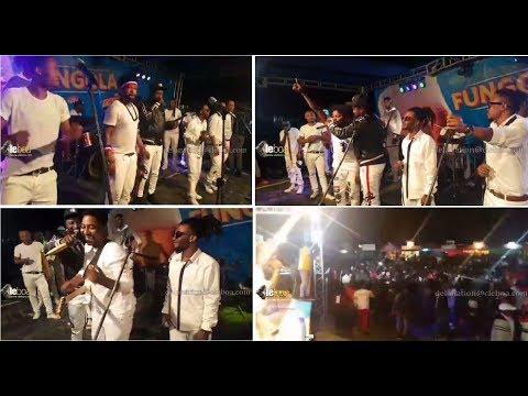 CONCERT WERRASON : a presenter ba musiciens ya sika, somo trop + JAMAICA abwaki fort