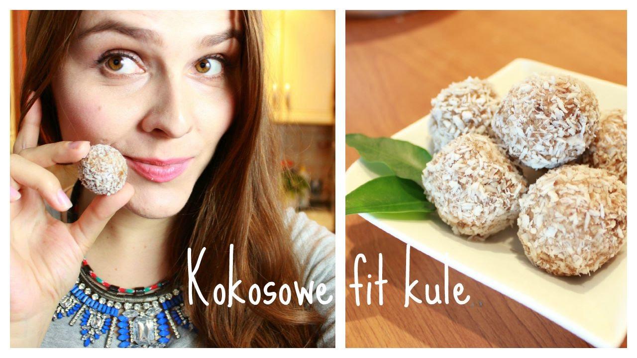 Jak zrobić kokosowe kulki
