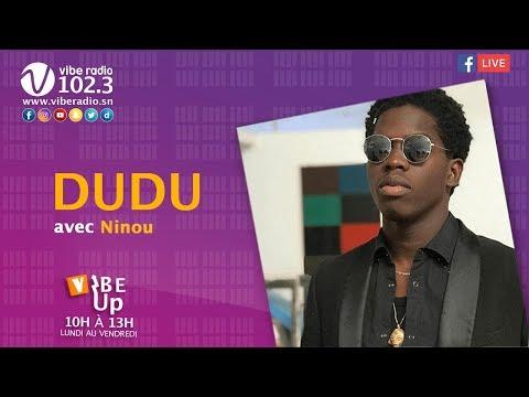 Vibe Up : Dudu met le feu sur le plateau et fait des révélations sur sa série