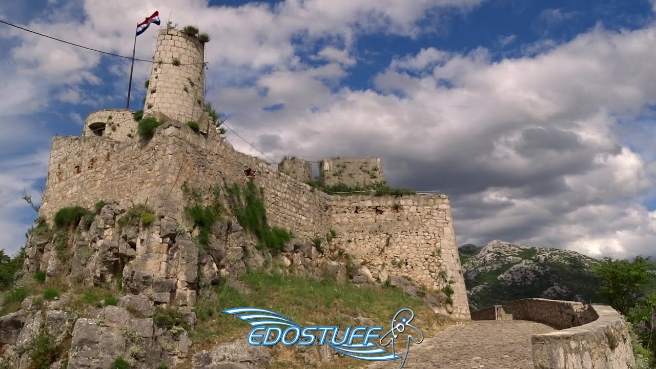 walking tour klis fortress game of thrones meereen croatia 2015 hd youtube. Black Bedroom Furniture Sets. Home Design Ideas