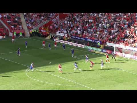 Charlton Athletic v Birmingham City highlights