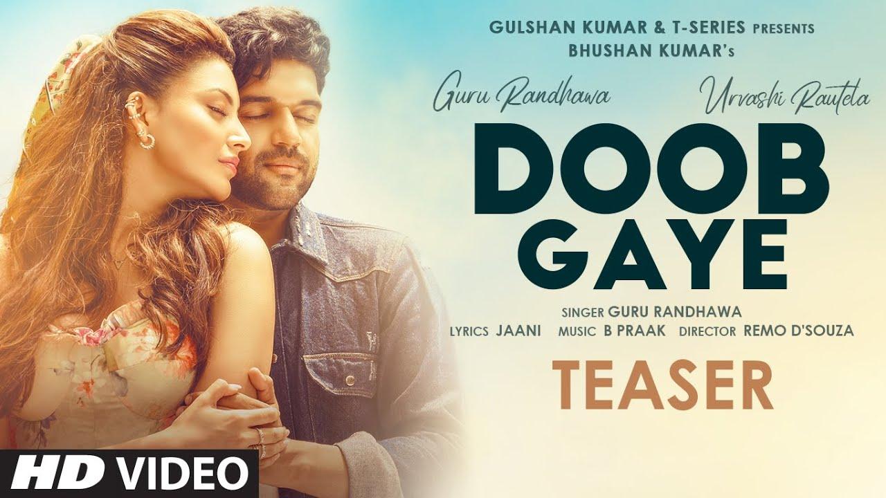 Guru Randhawa drops BTS pics with choreographer Remo D'Souza from 'Doob Gaye' sets