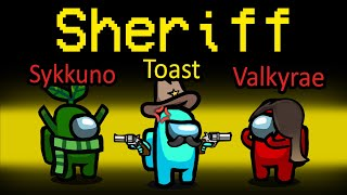 15,500 IQ Sheriff Toast catches BOTH impostors... (custom mod)