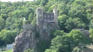 Flusskreuzfahrt auf dem Rhein- Von Rüdesheim bis zur Loreley - Full HD