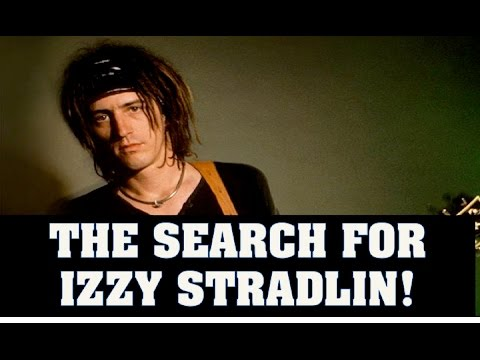 Guns N' Roses News: The Search For Izzy Stradlin & His Involvement in the Reunion