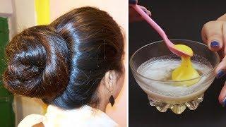 Best Remedy Onion Juice for Hair Growth || Egg for Hair Growth || Myna Style Corner