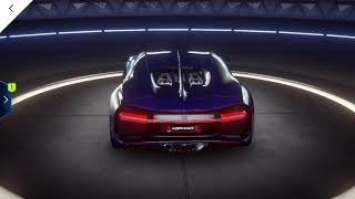 Asphalt 9 Legends New The Bugatti Chiron