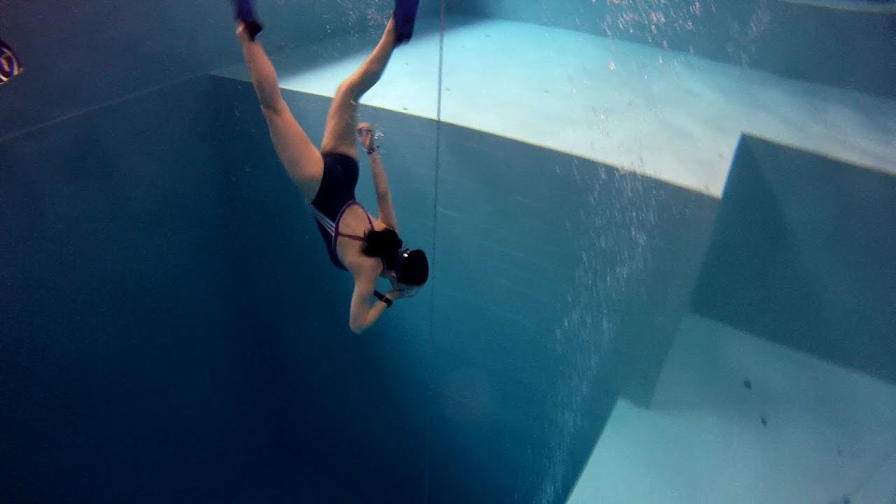 Nemo 33 First Deepest Pool In The World Youtube