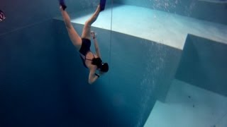Nemo 33: First Deepest Pool in the World