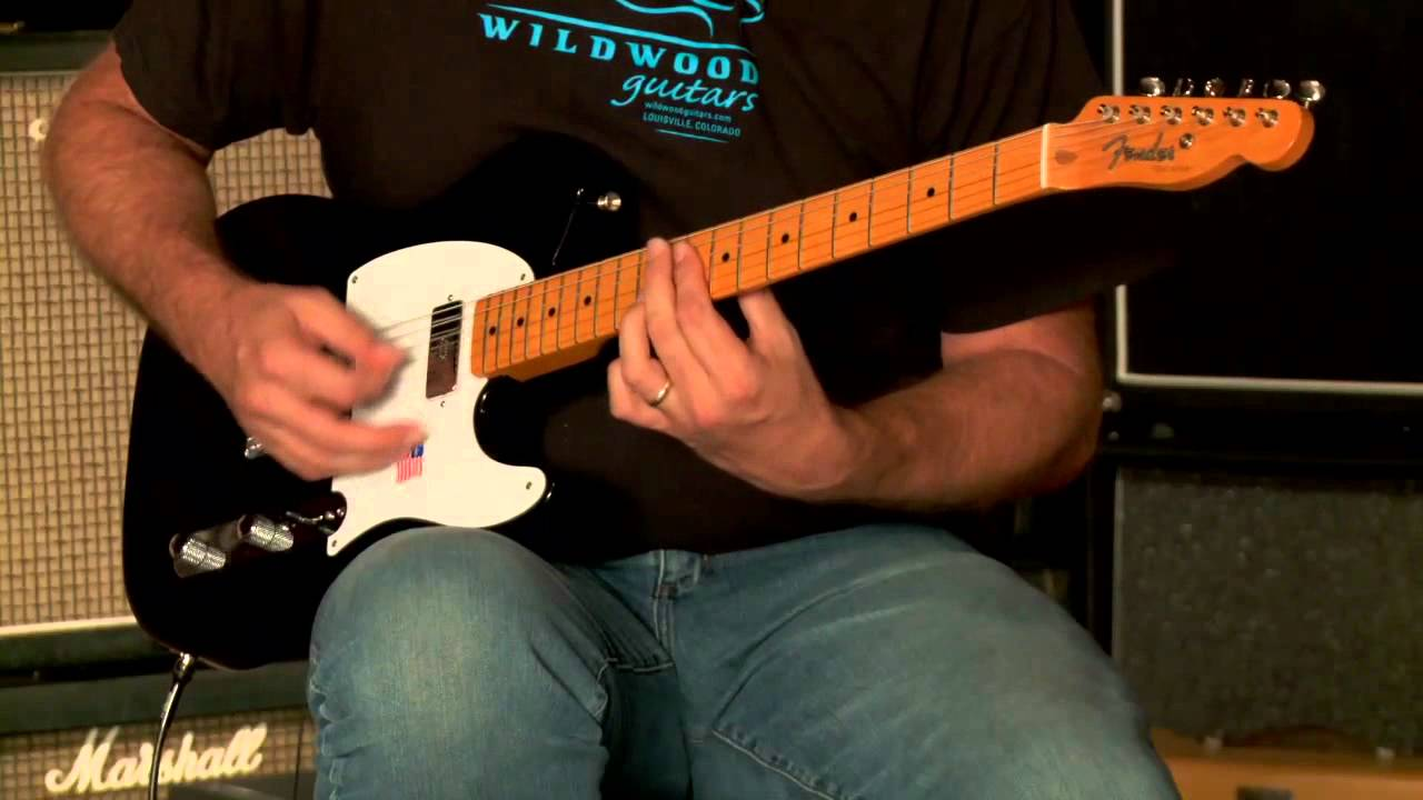 medium resolution of fender american vintage hot rod 1952 telecaster sn xn68995