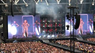 On the Run 2 Tour - Drunk in Love - Irreplaceable - Diva - Clique - Everybody Mad - London Stadium