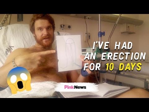 Man Actually Hospitalized With Permanent Erection