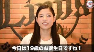 本日の試合では #Egirls の #石井杏奈 さんが始球式に登場! 石井さんは...