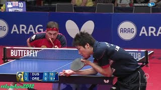 Timo Boll vs Jun Mizutani (Champions League 2018) Final