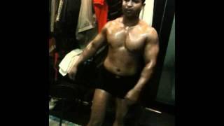 ILYAS GYM Nizam club BodyBuilder