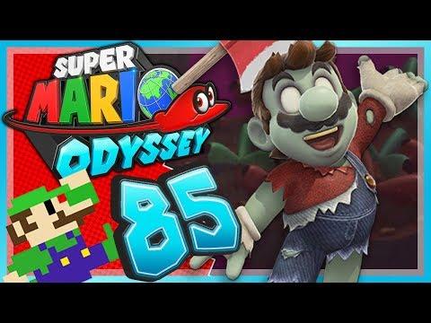 SUPER MARIO ODYSSEY #85: Happy Halloween mit Zombie-Mario! (ENDE) [1080p] ★ Let's Play