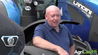 AgriLand chats to Denis Carroll about Landini's latest Irish 'demo' tractor - a 7-180